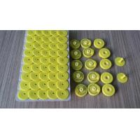 Quality Universal Eletronic RFID Animal Ear Tag 134.2KHz Thermoplastic polyurethane wholesale