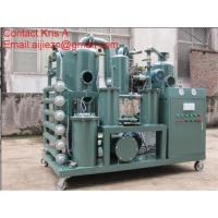 Quality HV Transformer Oil Treatment,Oil Purifier unit/Improve Oil
