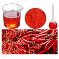 Cheap Good quality Capsanthin Paprika Oleoresin / Color Units 6600~150,000 CU for sale