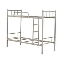 China twin school metal beds king size bunk bed metal bed frame bedroom furniture bed set middle school furniture on sale