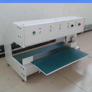 Automatic Circular Blade PCB Depanelizer For V Scoring Pcb Panel