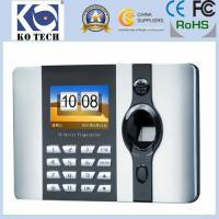 Quality KO-Hope970 2000 Users and 120000 Logs Fingerprint Time Attendance wholesale