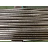 Quality Annealed Nickel Alloy Pipe , Hastelloy C 276 Seamless Galvanized Steel Pipe DIN 2.4819 wholesale