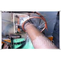 Buy cheap 30mm Bronze Pipe Copper Continuous Casting Machine , Horizontal CCM Machinery product