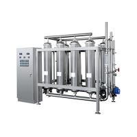 Quality Hollow Fiber Ultra Filtration System Drinking Water Treatment Machine For Mineral Water Machinery wholesale