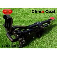 Quality Black Logistics Equipment Remote Control Golf Trolley With Aluminum Frame wholesale