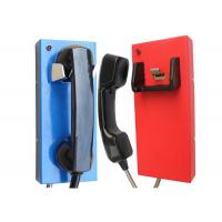 Quality Auto Dial Kids Emergency Phone , Help Hotline Public Service Telephone wholesale