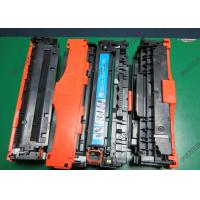 China COMPATIBLE CE410A printer Color Toner Cartridges without shadow on sale