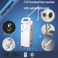 Quality 40W Stationary Fractional CO2 Laser Machine Cutting Probes TUV wholesale