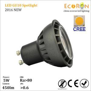China china hot sale led bulb 5w 6w 7w gu10 cob spotlight dimmable led lighting gu10 6000k on sale