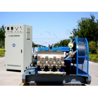 China 250Kw 280L/Min Concrete Cement Grouting Pump For Highway on sale