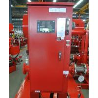 Quality UL / FM Fire Pump Controller for Electric Motor Pump Fire Fighting Systems wholesale