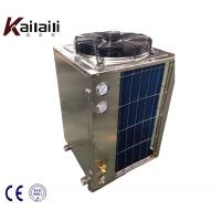 China Stainless Steel Cabinet Box Type The Top Air Outlet Closed Compressor Condensing Unit (Use Hermetic Scroll compressor) on sale