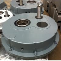 Quality DXG Series Round Shaft Mounted Reducer Helical Geared Motor For Cylinder wholesale