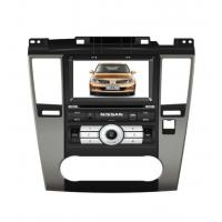 Quality Nissan Tiida Car GPS Navigation System , Vehicle GPS Tracking System wholesale