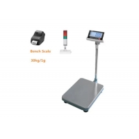 Buy cheap 30kg Industrial Platform Weighing Scale 3040 PAN Alloy Steel from wholesalers