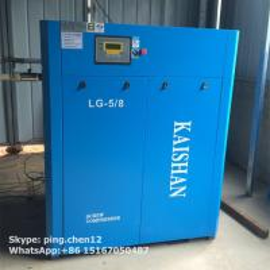 Belt Driven Stationary Industrial Screw Air Compressors 30 kw 8 bar 175 cfm