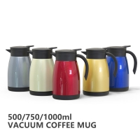 Quality Multi Color 68 Oz BSCI Vacuum Insulated Teapot wholesale