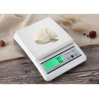China 3KG Precision Electronic Kitchen Scales Easy Cleaning With Counting Function on sale