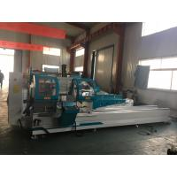 Quality Double Mitre Saws For UPVC Window Machine / Profile Windows And Doors Making Machine wholesale