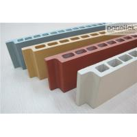 Quality Natural Color Terracotta Panels Facade Cladding Materials With Low Maintenance wholesale