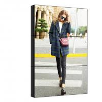 China Indoor Seamless Video Wall Lcd Monitors 46 Inch With SAMSUNG A Grade Panel on sale