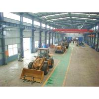 Quality Metal Workshop Buildings Steel Structure Construction For Engineering Machinery Repair Shops wholesale