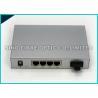 Buy cheap 10 Gigabit Ethernet Media Converter Copper To Fiber Optic Open SFP+ Managed from wholesalers