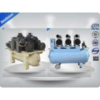 Quality Small Low Noise Oilless Air Compressor / Air Cooling Portable Air Compressor wholesale