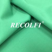 China Innovation Fabric Made From Recycled Plastic Bottles For Swim Resort Beach Wear on sale