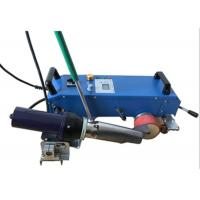 Buy cheap 3600W Heat Air Gun Laser Seamless Plastic Banner Welding Machine Top 3400C from wholesalers