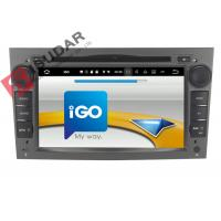 Cheap 16G ROM Android Car Navigation System For Opel Vectra / Opel Zafira Dvd Player for sale