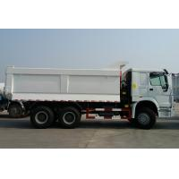 Quality Sinotruck heavy construction machinery 6x4 dump tipping trucks for sale wholesale