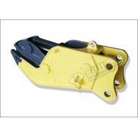 Buy cheap Komatsu PC200 Excavator Pulverizer Attachment Strong power Low Noise CE Approval from wholesalers