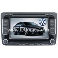 Quality in Dash Car DVD Navigation Player and Multimedia for Vw Passat B6 / Golf Vi / Tiguan wholesale