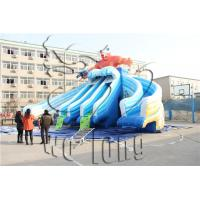Quality 2015 Customized inflatable water slide , inflatable slide on sale !!! wholesale