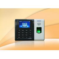 Quality Fingerprint Clocking School Thumbprint Attendance System With High Speed CPU wholesale