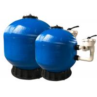 Quality Fiberglass Swimming Pool Side Mount Sand Filter For Swimming Pool Water Filtration wholesale