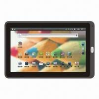 China 10-inch Tablet PC with 5-point Capacitive Touchscreen, Supports External 3G Dongle on sale