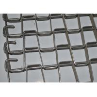 Quality 304 Stainless Steel Honeycomb Wire Mesh Conveyor Belt For Food Cooling And Freezing wholesale