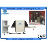 Quality Office Building X Ray Baggage Inspection System For Small Luaage Checking wholesale