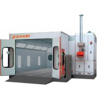 Quality Budget Spray Booth AS2000 (CE, Cost-effctive) wholesale