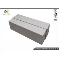 Quality White Cardboard Jewelry Gift Boxes , Paper Packaging Cardboard Shoe Boxes wholesale