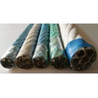 Buy cheap 6 Strands Polyester Combination Rope from wholesalers