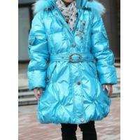 Quality Fashionable design Various colors comfortable children down coat , winter jacket wholesale
