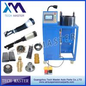 China Hydraulic Hose Crimp Machine Air Suspension Crimping Machine For Air Shock on sale