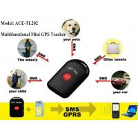 Quality TL202 Mini GPS Tracker with SOS, 2-way phone talk & 200-Hour standby time for web tracking wholesale