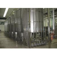 Quality Small Scale Plastic Bottled  Drinking Flavoured  Fruit Stirred Yoghurt Production Equipment wholesale