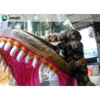 Quality Dinosaur House 6D Cinema Movies Theater With JBL Sound System Equipment wholesale