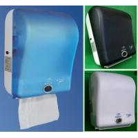 China Touchless Paper Towel Dispenser, NON Touch Paper Towel Dispenser, sensor paper towel dispenser, ABS plastic, wall amount on sale